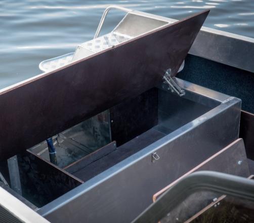 комплектация лодки
