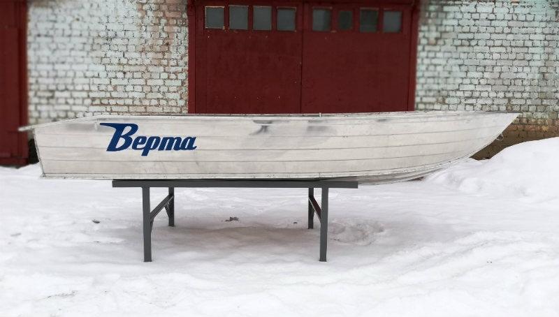 алюминиевая лодка верта 320