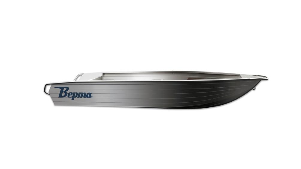 алюминиевая лодка Верта 480