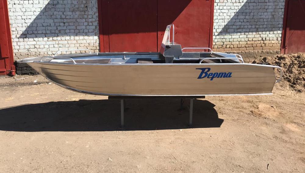 алюминиевая лодка верта 400 К
